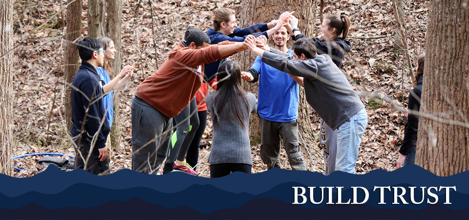team building for communication at uva
