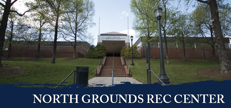 uva's north grounds recreation center