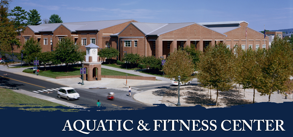 uva's aquatic and fitness center