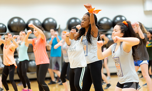 group fitness classes charlottesville