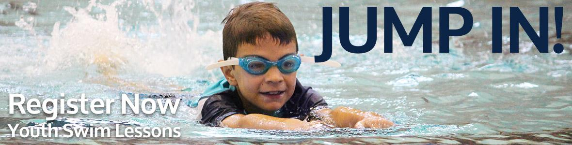 Youth Swim Lessons begin June 4