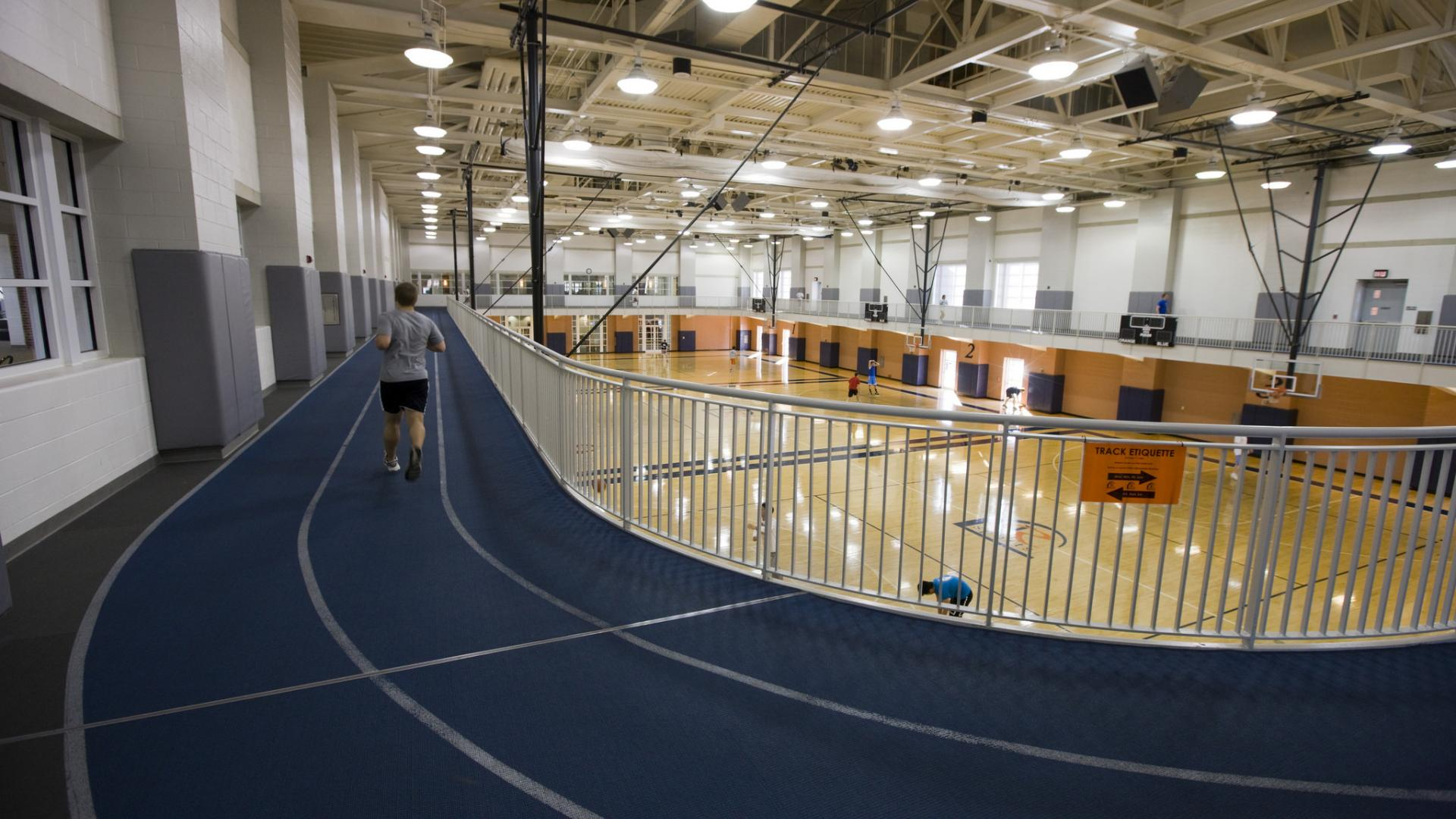 1st year experience for UVA Recreation