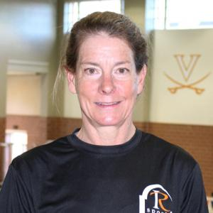 Amy Robbins personal trainer at uva
