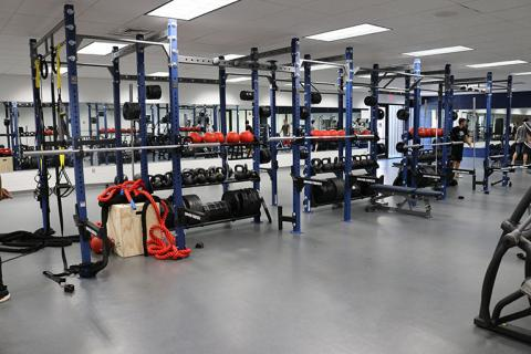 functional training gym charlottesville va